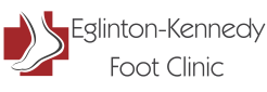 Eglinton Kennedy Foot Clinic - Toronto trusted podiatrist for orthotics for your painful feet, diabetic foot care, ingrown toe nail, fungal nail treatment, orthopaedic footwear